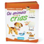 Europrice - Combina e Aprende - Os Animais e as Suas Crias - ED2408-B