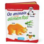 Europrice - Combina e Aprende - Os Animais e os Seus Alimentos - ED2408-C