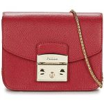Furla Mala Metropolis Mini Crossbody - 851170-RUBY-BGZ7