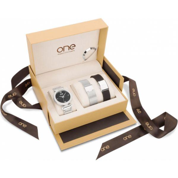 One Relógio Delight Black Box - OL6515IC71L