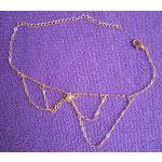 Pulseira para Braço Dourado - 419778