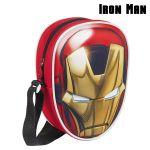 Bolsa Tiracolo 3D Avengers Iron Man - 7569000775965