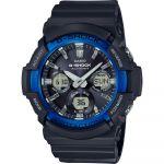 Casio Relógio G-shock Plastic / Resin Blue - GAW-100B-1A2ER