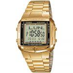 Casio Relógio Databank Plastic / Resin Gold - DB-360GN-9AEF