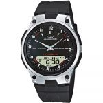 Casio Relógio Forester Plastic / Resin Black - AW-80-1AVES