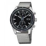 One Relógio Vital Black - OG9969PM81B