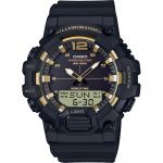 Casio Relógio Plastic / Resin Black - HDC-700-9AVEF