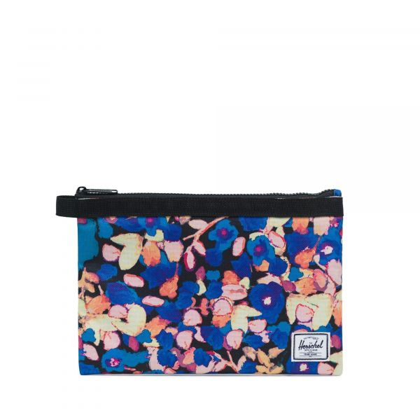 Herschel Supply Co. Necessaire Network Large Painted Floral Tam. Único