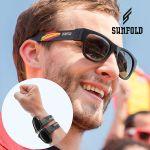 Sunfold Óculos de Sol Enroláveis Mundial Spain Black
