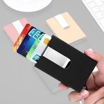 Carteira Porta-cartões Alumínio - 068-550:05300