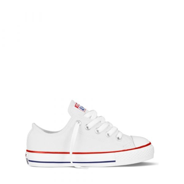 Converse Sapatilhas Jr Chuck Taylor All Star Ox Optical White 29 3J256C 29