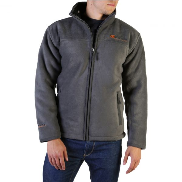 Geographical Norway Casaco Usine_man Grey S