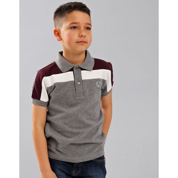Fred Perry Polo Twin Tipped Shirt Kids 5/6A - SY2603_420-5_6a