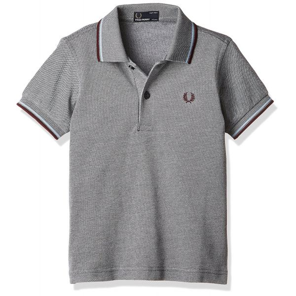 Fred Perry Polo Twin Tipped Shirt Kids 6/7A - SY3600_E39-6_7a