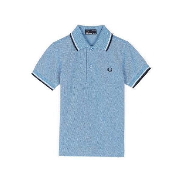 Fred Perry Polo Twin Tipped Shirt Kids 6/7A - SY1200 661-6_7a