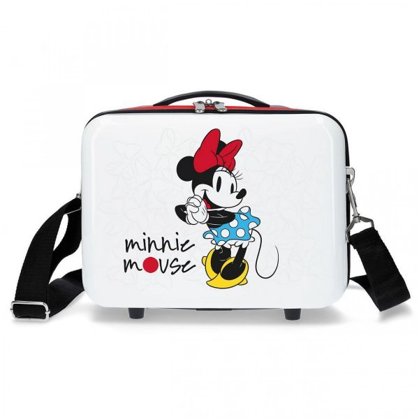 Disney Necessaire Viagem ABS Adap. Trolley Minnie Magic 3673964