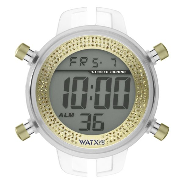 Watx & Colors Mostrador Digital Byz Dourado - RWA1087