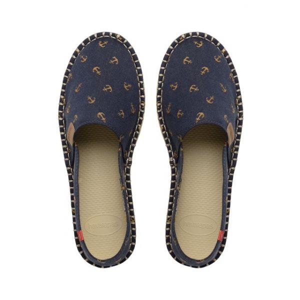 Havaianas Sapatos Origine Beach Azul 40 - 4139277.0872-40