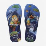 Havaianas Chinelos Jr Kids Minecraft 31/32 - 4145125.0001-31/32