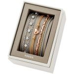 Fossil Pulseira Special Pack - JGFTSET1033