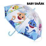 Baby Shark Guarda-chuva Transparente Femininos (45 cm) - S0723937