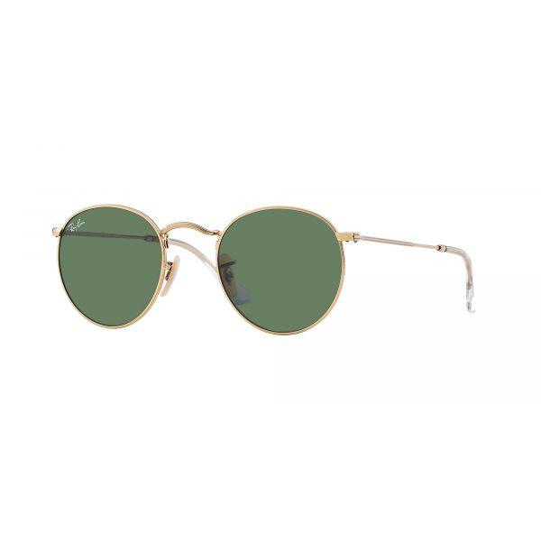 Ray-Ban Óculos de Sol Round Metal RB3447 001 50mm