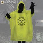 Poncho Impermeável com Capuz Zombie - 068-271:03646