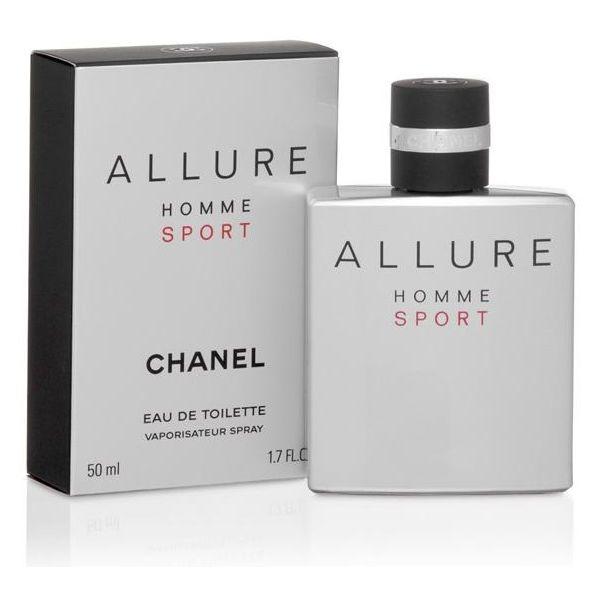 c74b528ca Perfume Homem Chanel Allure Homme Sport Men EDT 50ml - KuantoKusta