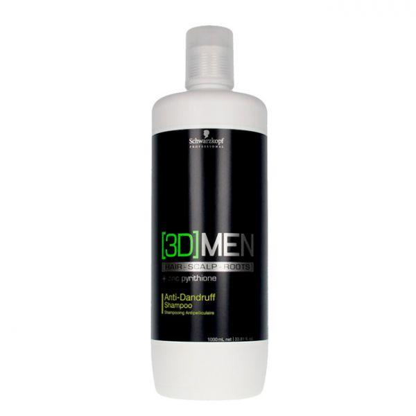 Schwarzkopf [3D]Mension Shampoo Anti-caspa 1000ml