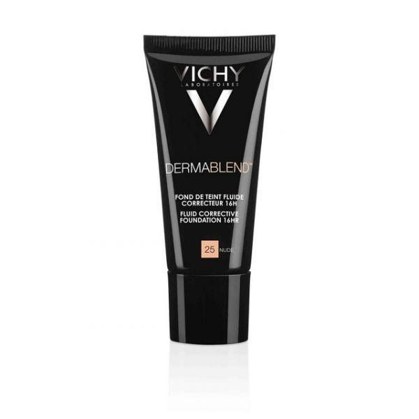 Vichy Dermablend Base Nº25 Nude 30ml