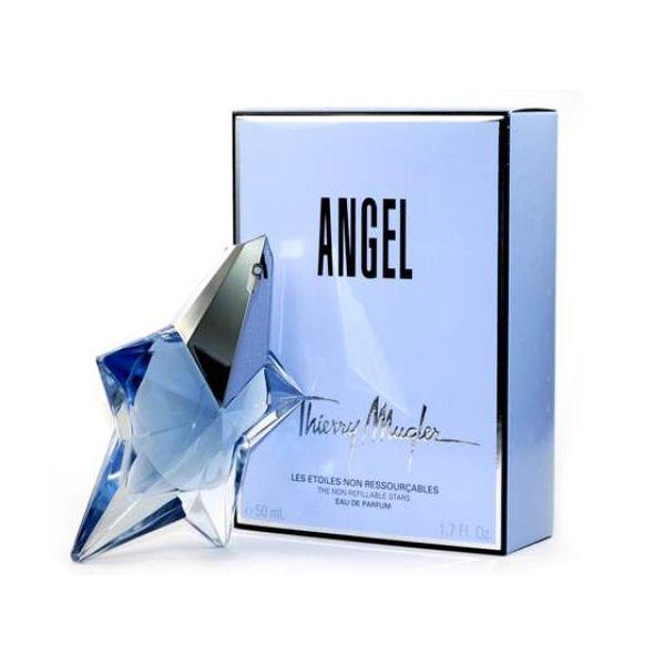 018170062 Perfume Mulher Thierry Mugler Angel Woman EDP 50ml Recarregável ...