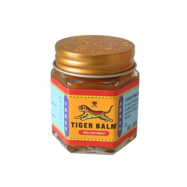 Tiger Balm Bálsamo Tigre Vermelho 19g