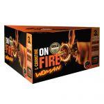 Gold Nutrition L-Carnitine On Fire Women 15 ampolas