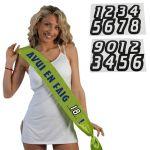 Femarvi Faixa Personalizável Verde