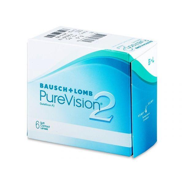 bausch lomb lentes mensais purevision 2 hd 6 lentes. Black Bedroom Furniture Sets. Home Design Ideas