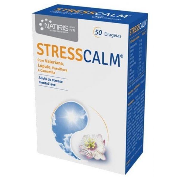 Natiris StressCalm 50 Drageias