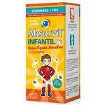 Farmodietica Absorvit Infantil Óleo de Fígado de Bacalhau + Vitaminas 300ml