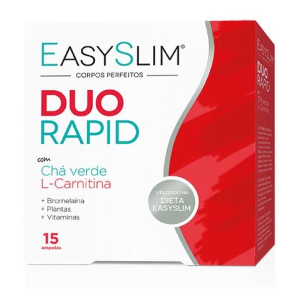 Farmodiética EasySlim Duo Rapid 15 ampolas