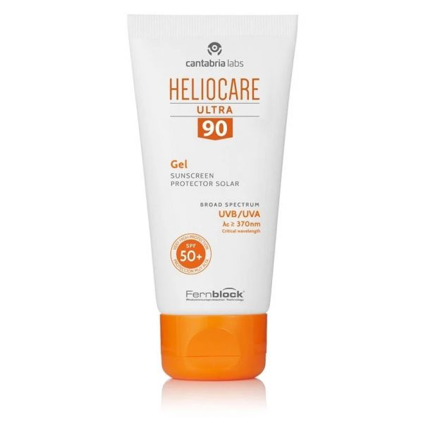 Protetor Solar Heliocare Ultra Gel Facial SPF90 50ml
