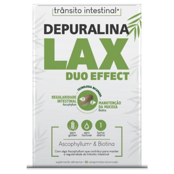Depuralina LAX da Noite para o Dia 15 comprimidos