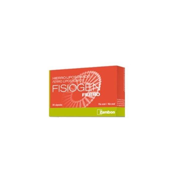 Zambon Fisiogen 30 comprimidos