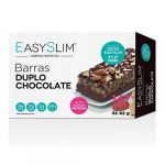Farmodiética Easyslim Barritas Duplo Chocolate 4 x 42g