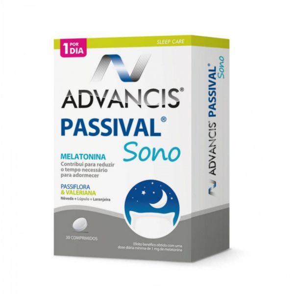 Advancis Passival Sono 30 comprimidos