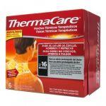Thermacare Faixas Térmicas para Dores no Pescoço Ombros e Pulsos 6 unidades