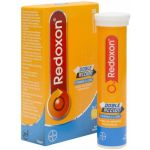 Bayer Redoxon +Zn Dupla Ação 20 comprimidos efervescentes