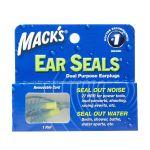 Mack's Tampões Auriculares Ear Seals 1 par