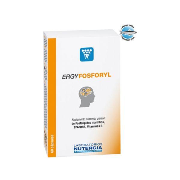 Nutergia Ergy Fosforyl 60 cápsulas