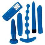 Toyz4Lovers Kit Prazer Bestseller Mini Strong Blue