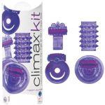 Topco Kit Prazer Climax Neon Purple