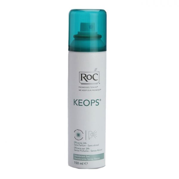 RoC Keops Deo Spray Seco 150ml